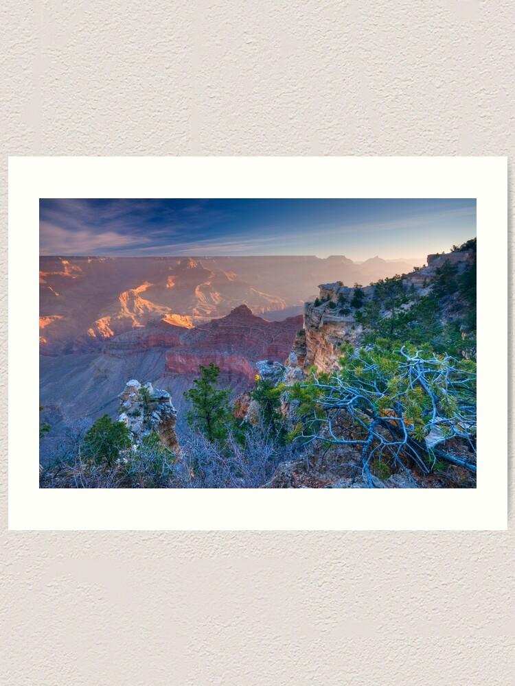 Alternate view of USA. Arizona. Grand Canyon. (Alan Copson ©) Art Print