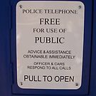 Police Box by edwardiangirl