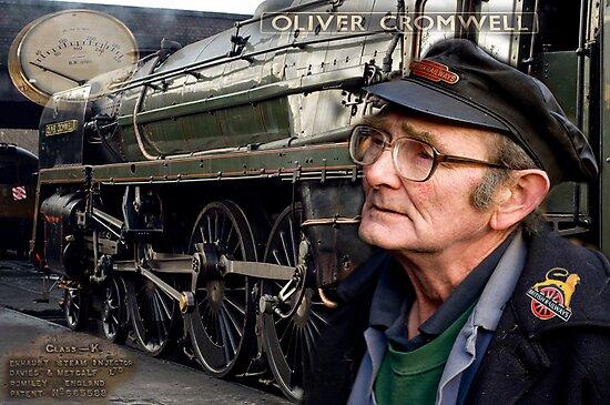 Railway  by Trevor Kersley