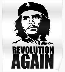 Che Guevara Revolution The Revolutionary of the Last Century Poster
