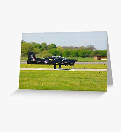 Aircraft. Greeting Card