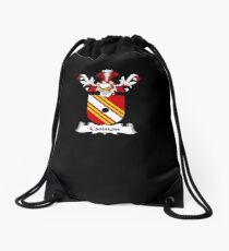 Cannon Coat of Arms - Family Crest Shirt Drawstring Bag