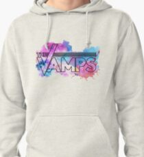 The Vamps Watercolor Pullover Hoodie