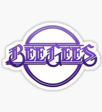 Bee Gees Sticker
