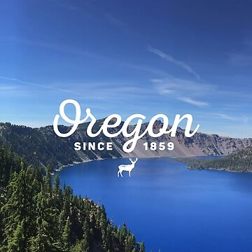Oregon by Kassometer