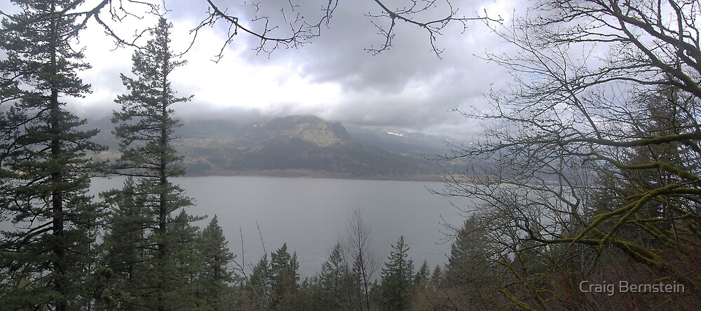 Columbia River Gorge by Craig Bernstein