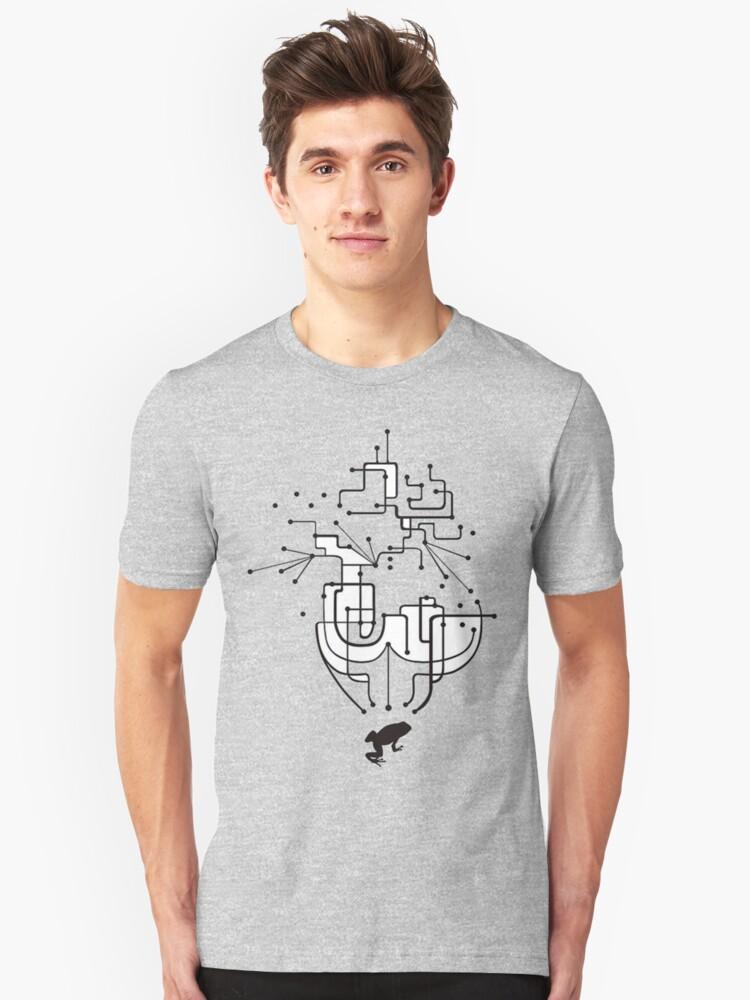 Secret Of Life Unisex T-Shirt Front
