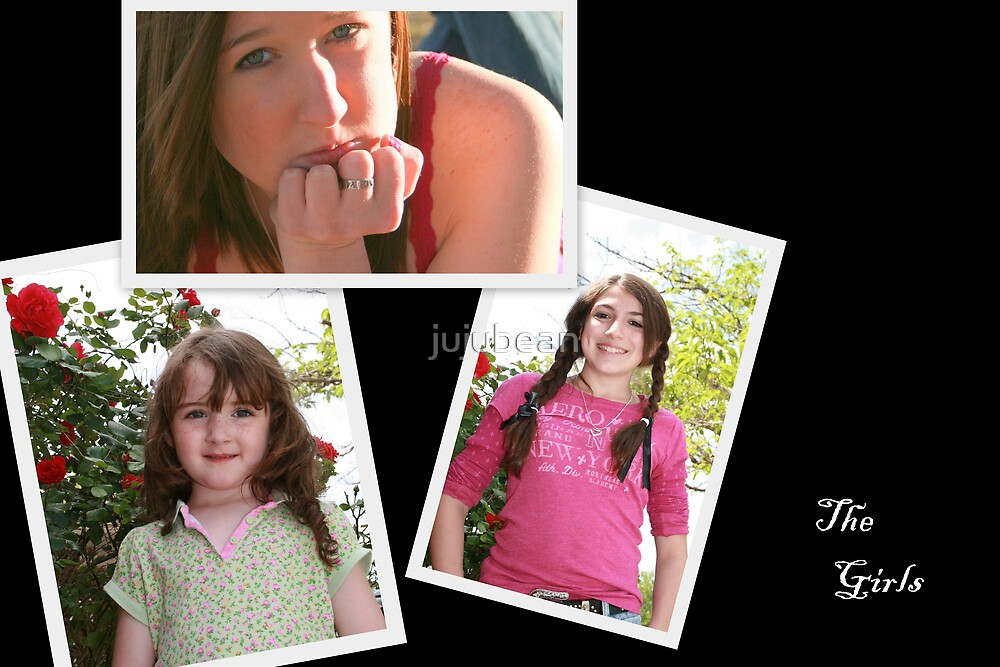 The Girls by jujubean