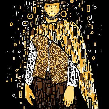 Klimt Eastwood by FrederickJay