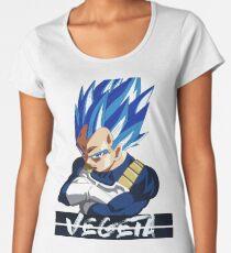 Vegeta at it's finest Women's Premium T-Shirt