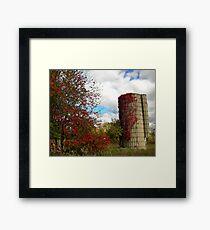 Autumn Scene Framed Print