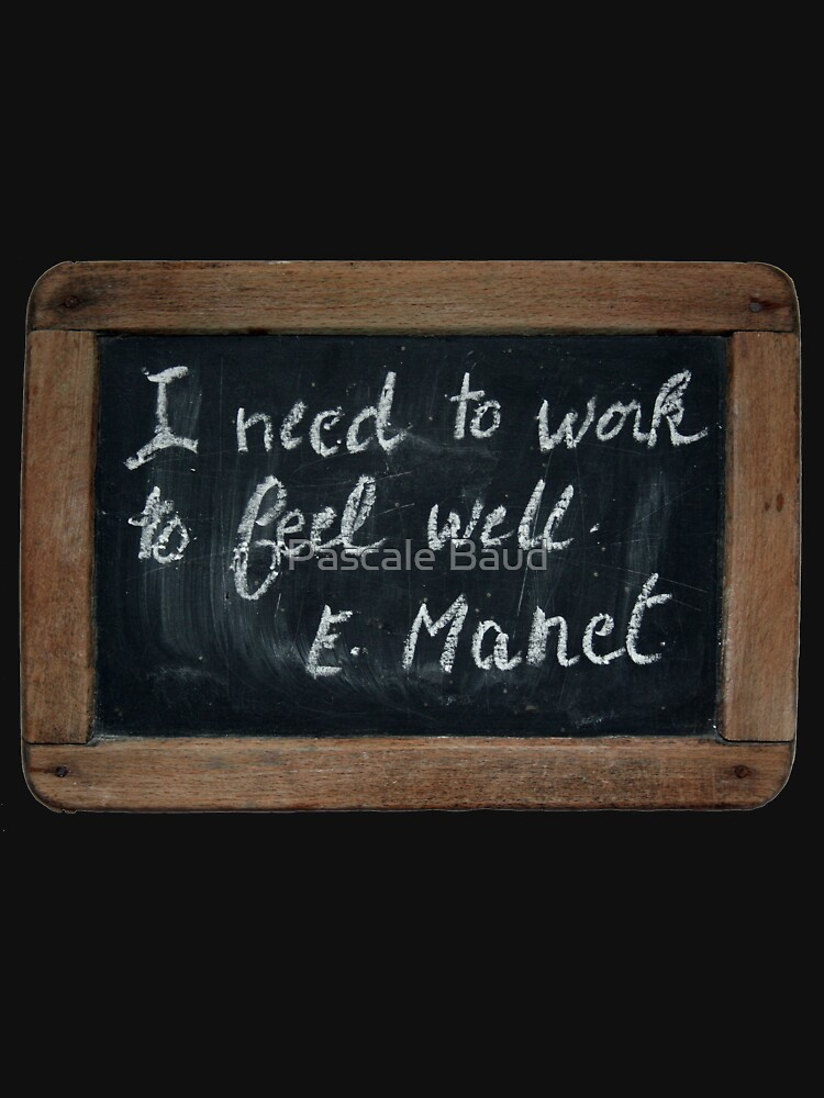 Manet's Quote by pbworks
