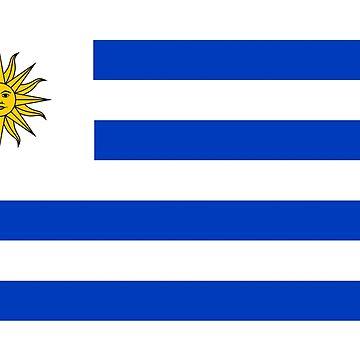 Uruguay RUSSIA 2018 WORLD CUP!!!!! by o2creativeNY