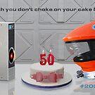 2001 turns 50 by Gregor  Burns