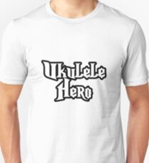 Ukulele Hero! Slim Fit T-Shirt