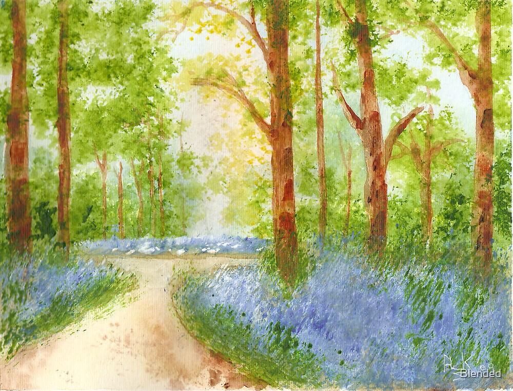 Blue Bells by Blended