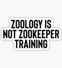 Zoologie / Jungle Animals Wildlife Sticker