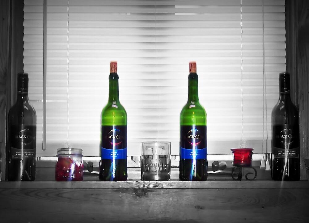 Window Wine by Tracy DeVore