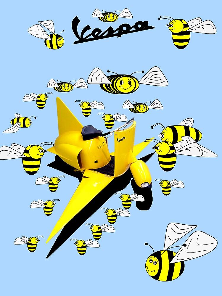 Vespa Poster  023  plus Swarm.PNG by RoydonJohnson