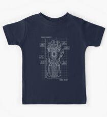 Infinity Blueprint Kinder T-Shirt