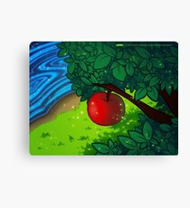 Goofy Fruit Canvas Print
