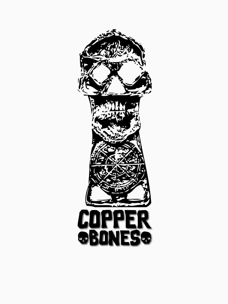 The goonies copper bones by BenVenom