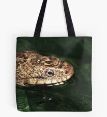 Water Snake Tote Bag