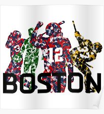 Póster Boston Legends