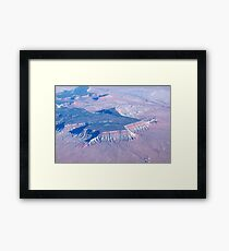 Earth ... Framed Print