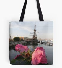 Mayflower's Flowers Tote Bag
