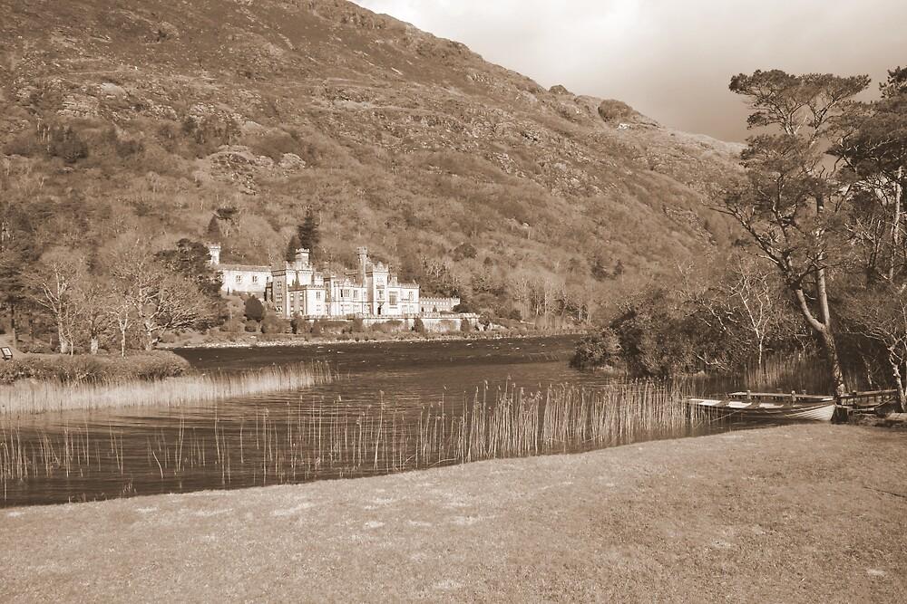 Kylemore Abbey by John Quinn