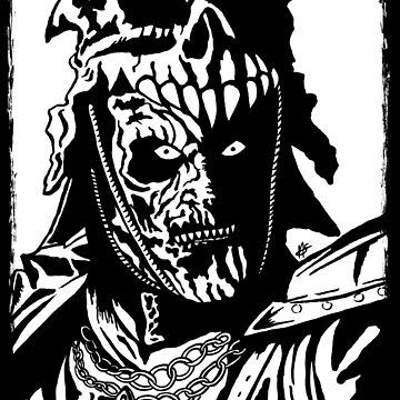 Undead King by PunchyMcFace