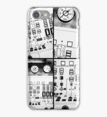 control station III iPhone Case/Skin
