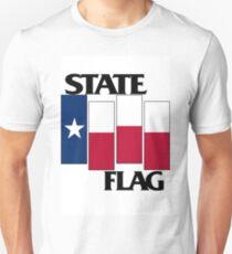 Texas State Flag (Black Flag inspired) T-Shirt