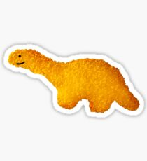 Happy Dino Nugget  Sticker