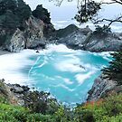 McWay Falls by Mike Herdering