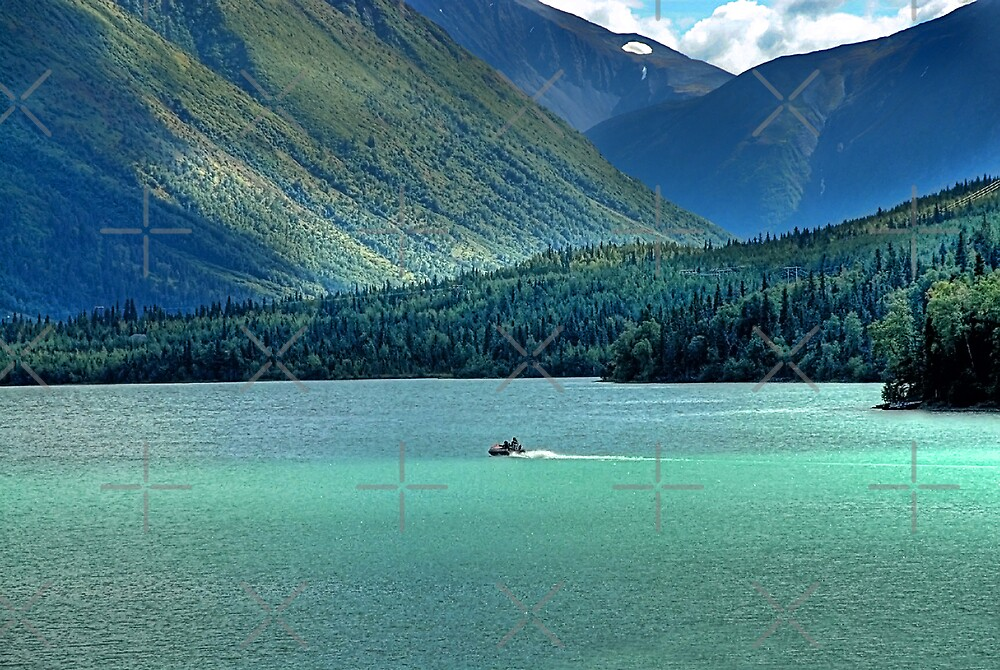 Summit Lake by Dyle Warren