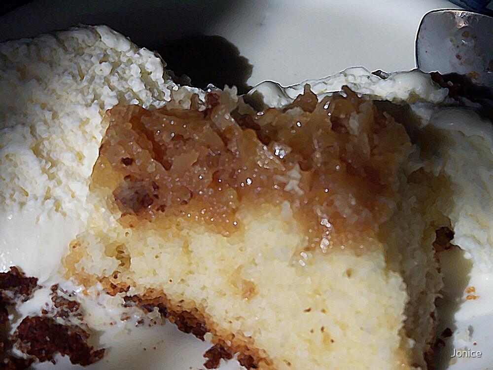 Icecream and Cake by Jonice