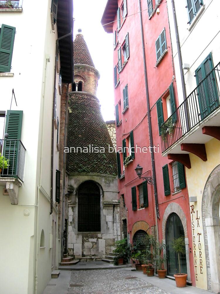 A very nice angle by annalisa bianchetti