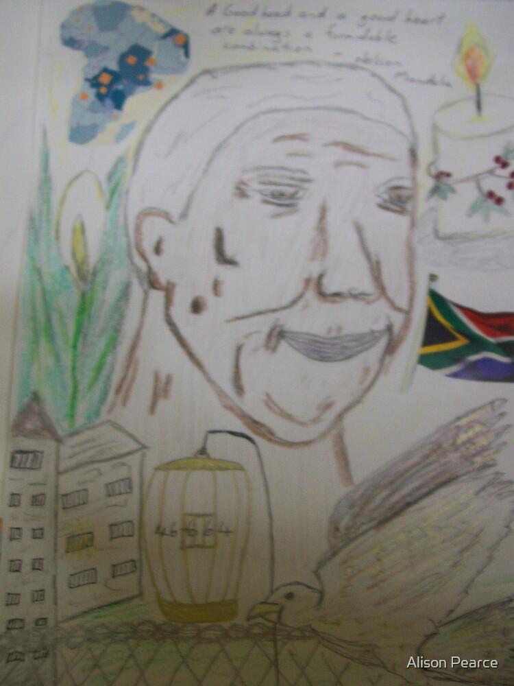 Mandela by Alison Pearce