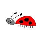 Mr. Ladybug by Gabe-Draws