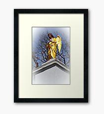 Reverie Of An Angel Framed Print