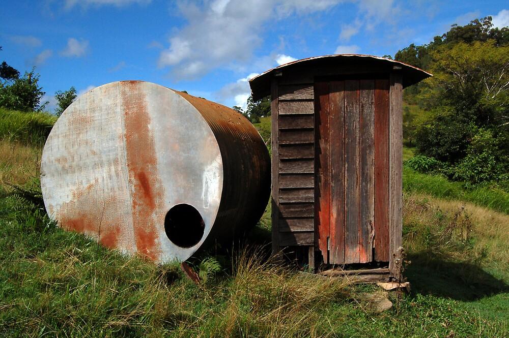 Outhouse by Natasha Beattie