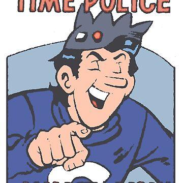 Jughead's Time Police by Kiluvi