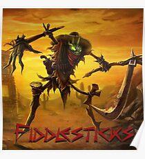 Bandito Fiddlesticks Poster