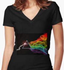 Pink Floyd - Die dunkle Seite des Mondes Shirt mit V-Ausschnitt