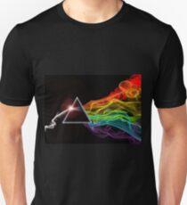 Camiseta unisex Pink Floyd - El lado oscuro de la luna