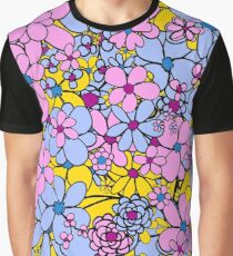 Bouquet of Flowers Graphic T-Shirt