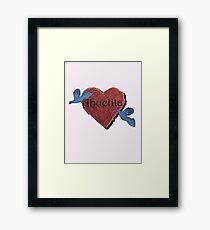 Abuelita Framed Print