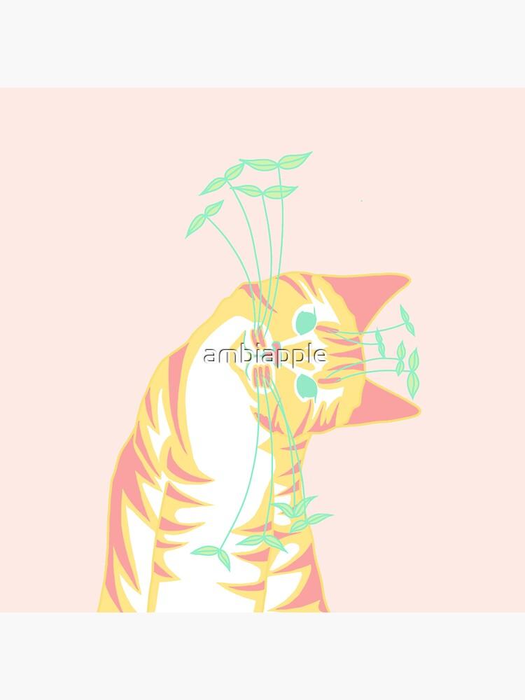 Natur Kitty von ambiapple
